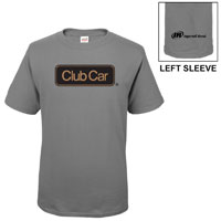 GREY SOFT RETAIL STYLE T-SHIRT