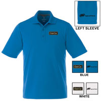 ELEVATE MEN'S SHORT SLEEVE POLO