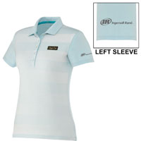 PUMA LADIES GT CROSSFADE POLO
