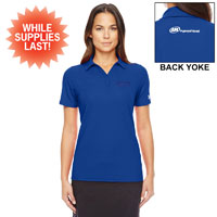 UNDER ARMOUR LADIES' PERFORMANCE POLO